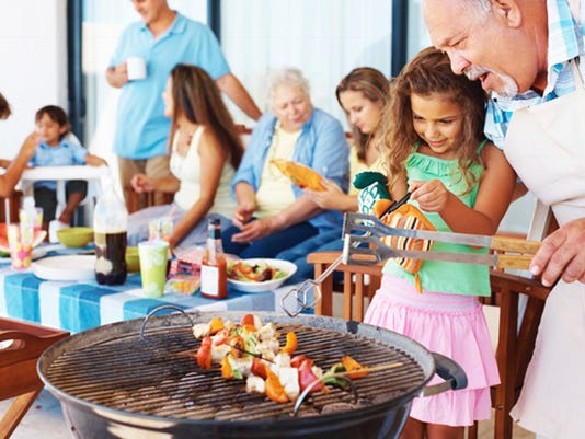 Grill safety