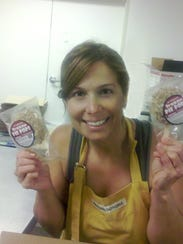 Jennifer Constantine, founder and CEO of JC's Pie Pops.