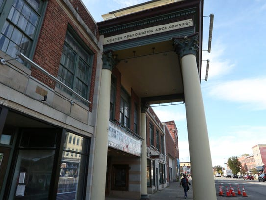 A major renovation project is winding down at the Broadway
