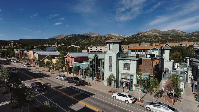 Downtown Breckenridge, Colorado