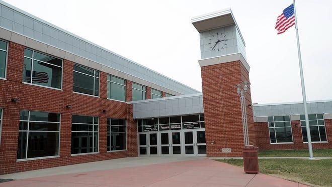 Fond du Lac high school.