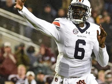 Auburn qb jeremy johnson finds redemption against texas a for Texas motor speedway college station