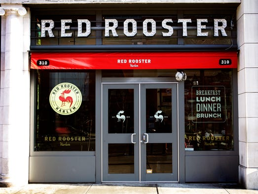 Red Rooster is chef Marcus Samuelsson's flagship Harlem