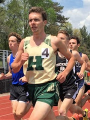 Howell's David Mitter will run for Lake Superior State.