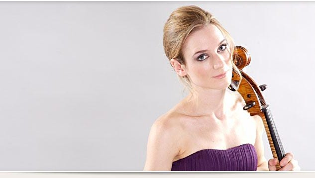 """Denis Djokic is featured soloist in the Aug. 4 """"The Princess of Cello"""" program for Peninsula Music Festival."""