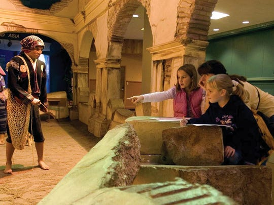 Your family can enjoy Milwaukee Public Museum exhibits
