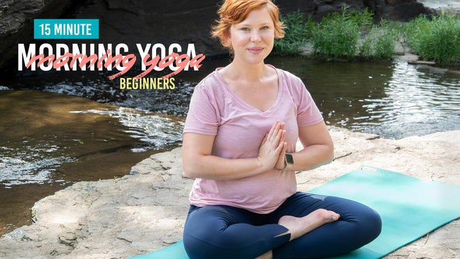 RAM yoga instructor Jana Aydelott