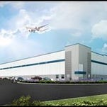 A $180 million warehouse and distribution center project is underway in Perth Amboy.