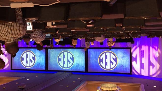SEC Media Days 2015