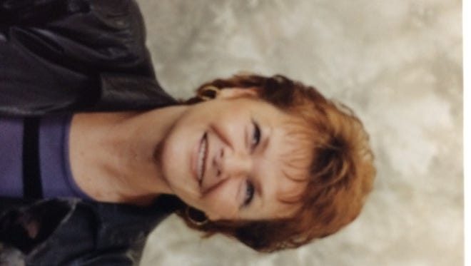 A submitted photo of Joan Arleen Scolari, 73, who was reported missing after arriving at a Las Vegas airport.
