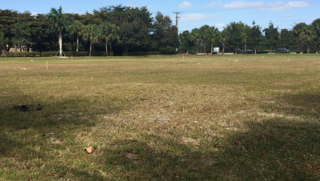 Vacant land in Estero is at a premium, with only about 500 acres left.  Village leaders and developers are finding it hard to agree on how to incorporate a village center into much of the remaining territory.