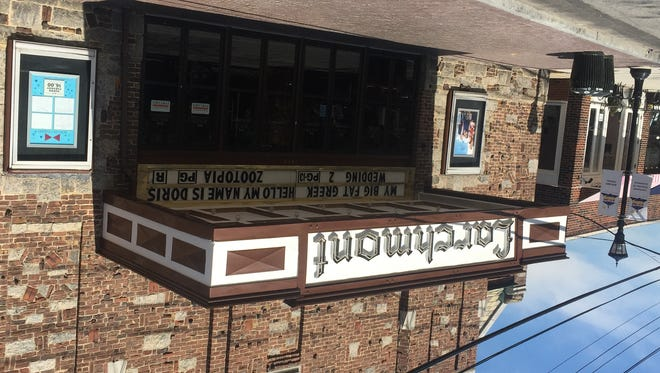 There's interest surrounding the Larchmont movie theater.