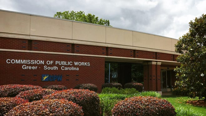 The Greer Commission of Public Works has been honored by the American Public Gas Association.