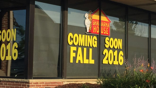 Shawarma House will open its second location at 17385 W. Blue Mound Road, Brookfield, in the fall.