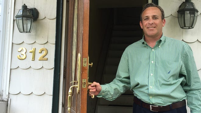 Stu Wanicur of Mount Laurel is the new owner of what will become The Farmhouse restaurant in Cherry Hill.