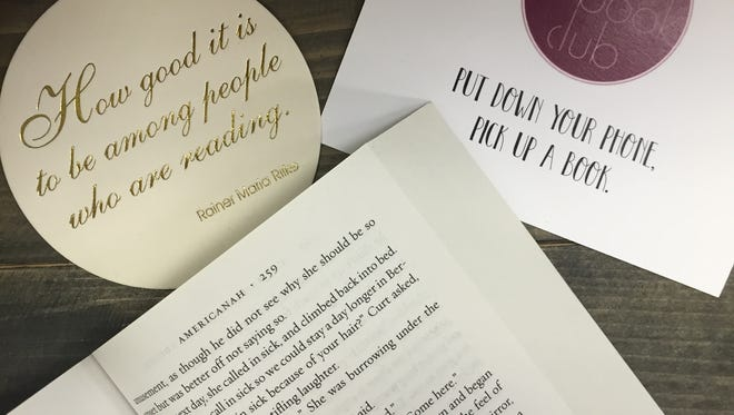 Changing Hands Bookstore in Phoenix holds an event focused at getting people together to read silently at their Phoenix location.