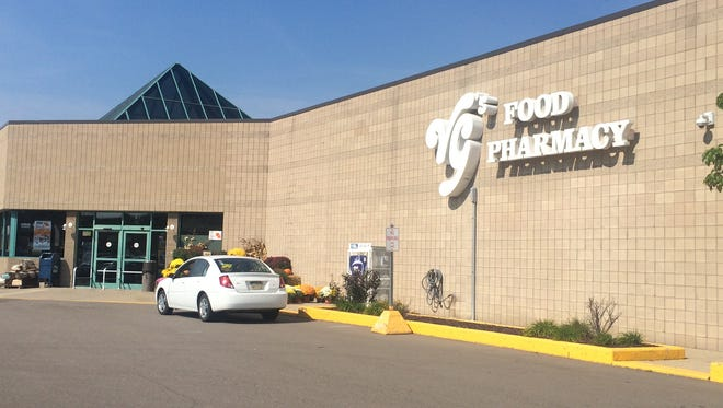 The VG's Grocery stores in Howell and Brighton are owned by SpartanNash Foundation.