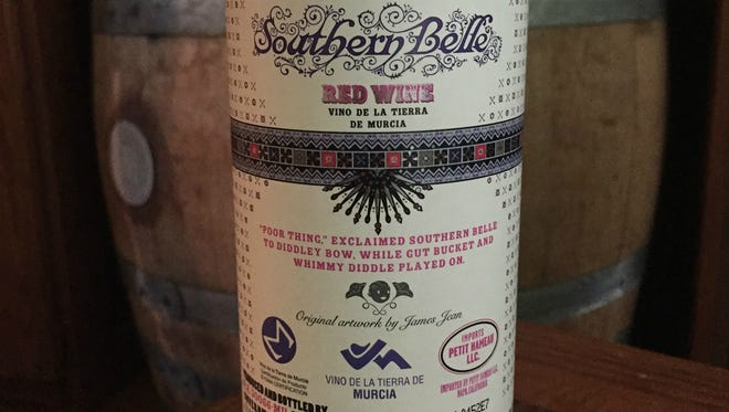 Southern Belle Red Blend 2013