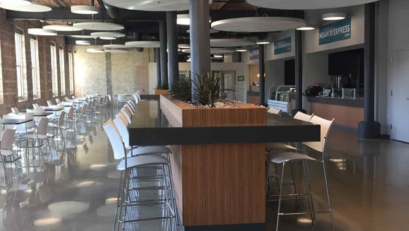 Five counter-service restaurants have opened in the