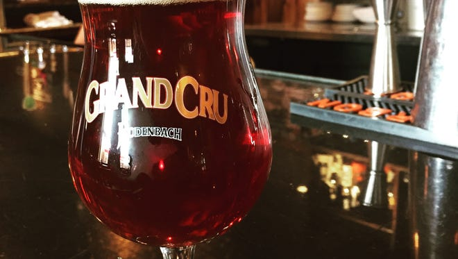 Jeff Baker says Rodenbach is the benchmark brewer of Flemish sour ales.