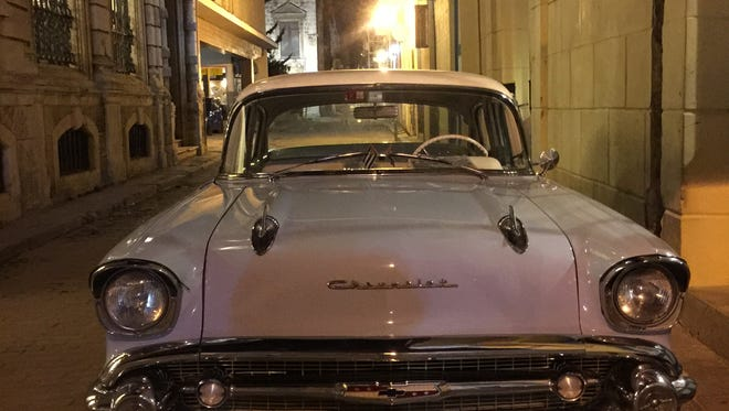 Cuba has a No. 3 travel advisory level because of recent attacks on U.S. Embassy employees in Havana, which has led to a drawdown of staff there. Cuba has become a popular destination ever since President Obama changed the rules to allow U.S. citizens to travel there. Cuba is known for people still driving classic cars like this Chevrolet in Old Havana.