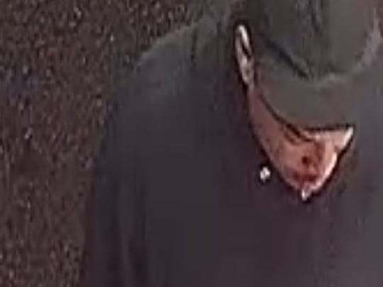 Humboldt police are seeking to identify this man in connection with a laundry break-in.