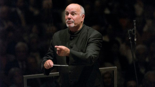 David Zinman made a welcome return to the CSO after more than 30 years, this time in Bruckner.