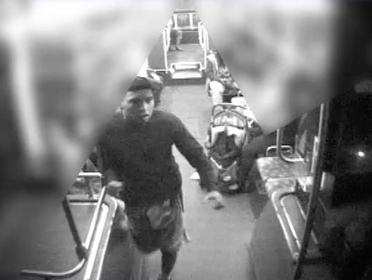 Assault on bus driver