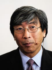 Patrick Soon-Shiong CEO of Abraxis Health Institute