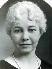 Cora Anderson, first woman elected to the state House
