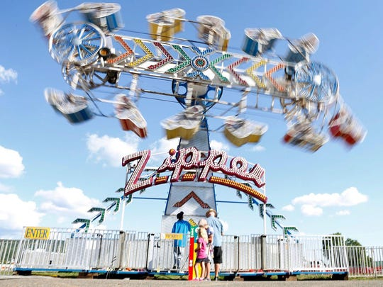 The Chemung County Fair returns to Horseheads from