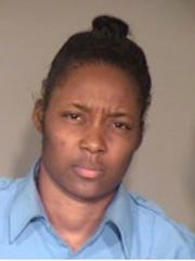 Teresita Trapp, 29, of Hawthorne, was arrested earlier