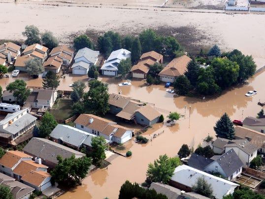 Flood Map Canon City Co