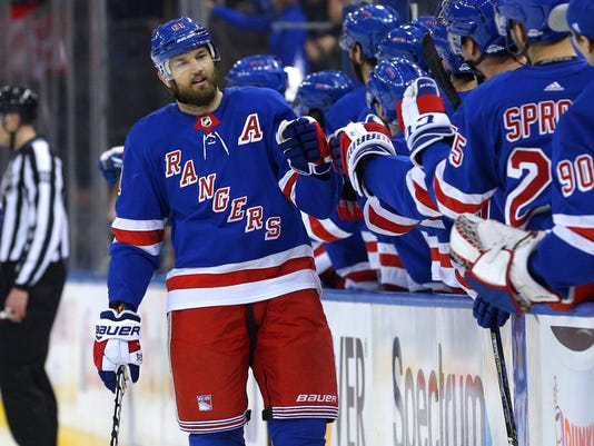 USP NHL  PHILADELPHIA FLYERS AT NEW YORK RANGERS S HKN NYR PHI USA NY. Rick  Nash ... fe117d113