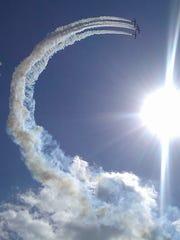 Stuart Air Show, circa 2014