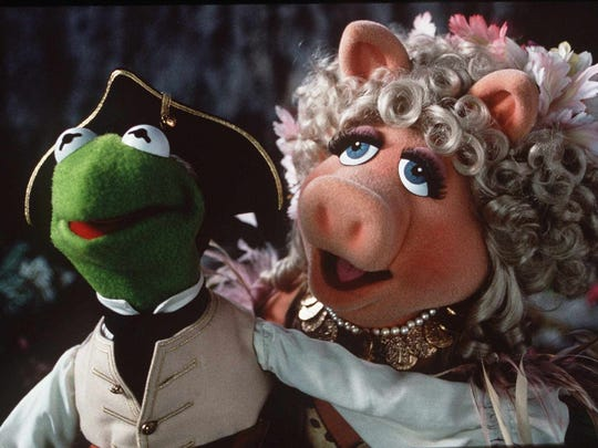 The Muppets are ready to cast off and set sail on their