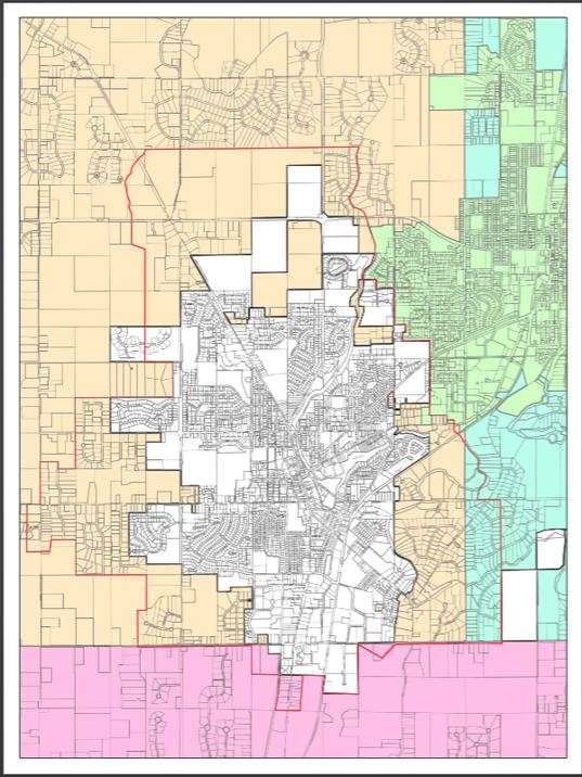City of Cedarburg Map