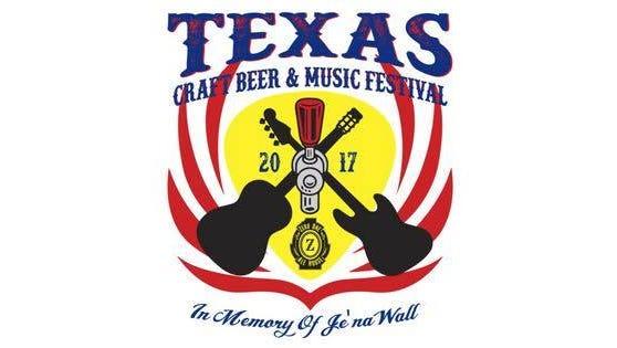 Texas craft beer music festival