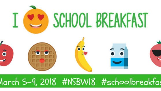 Cheatham County Schools will participate in National School Breakfast Week.