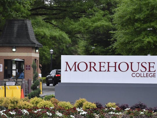 Morehouse is an iconic college that counts the Rev. Martin Luther King Jr., filmmaker Spike Lee and former Atlanta Mayor Maynard Jackson as its alumni.