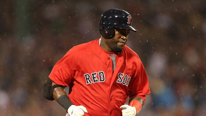 David Ortiz is now in sole possession of 19th place on the all-time home run list.