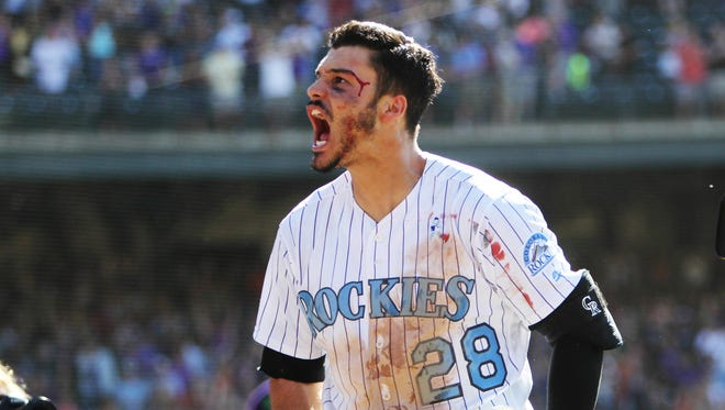 Nolan Arenado is a perennial All-Star and MVP candidate.