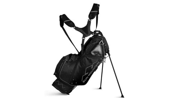 Best Gifts for Golfers 2018: Sun Mountain 4.5 LS Supercharged Bag (Photo: Sun Mountain)