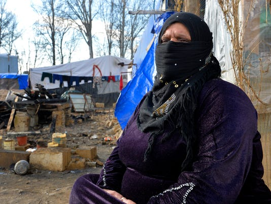 EPA LEBANON SYRIA REFUGEES CRISIS POL REFUGEES LBN