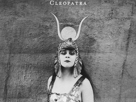 "The album cover for ""Cleopatra"" by the Lumineers. The album was recorded in Rhinebeck."