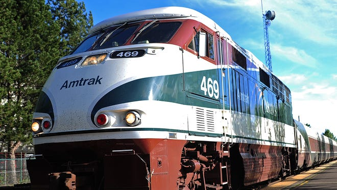 The Amtrak Cascades