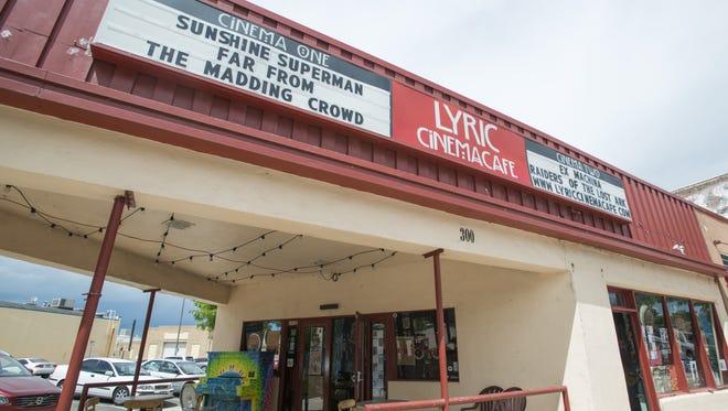 The Lyric Cinema Cafe is hosting a food-themed short film festival.