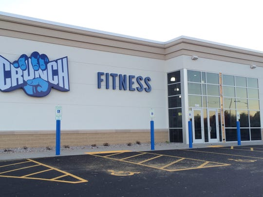 Crunch Fitness is at 2500 S. Kensington Drive in Appleton.