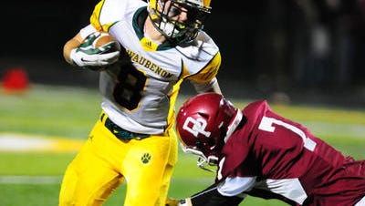 Ashwaubenon will go the rest of this season without injured wideout Jaret Curtis.