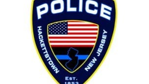 Heckettstown police officers serving an immigration warrant found three children, 6, 3 and 9 months old, who had been left without adult supervision.